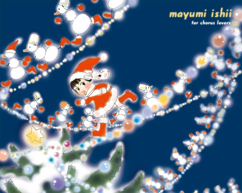 art by Mayumi ISHII (if I'm not mistaken)