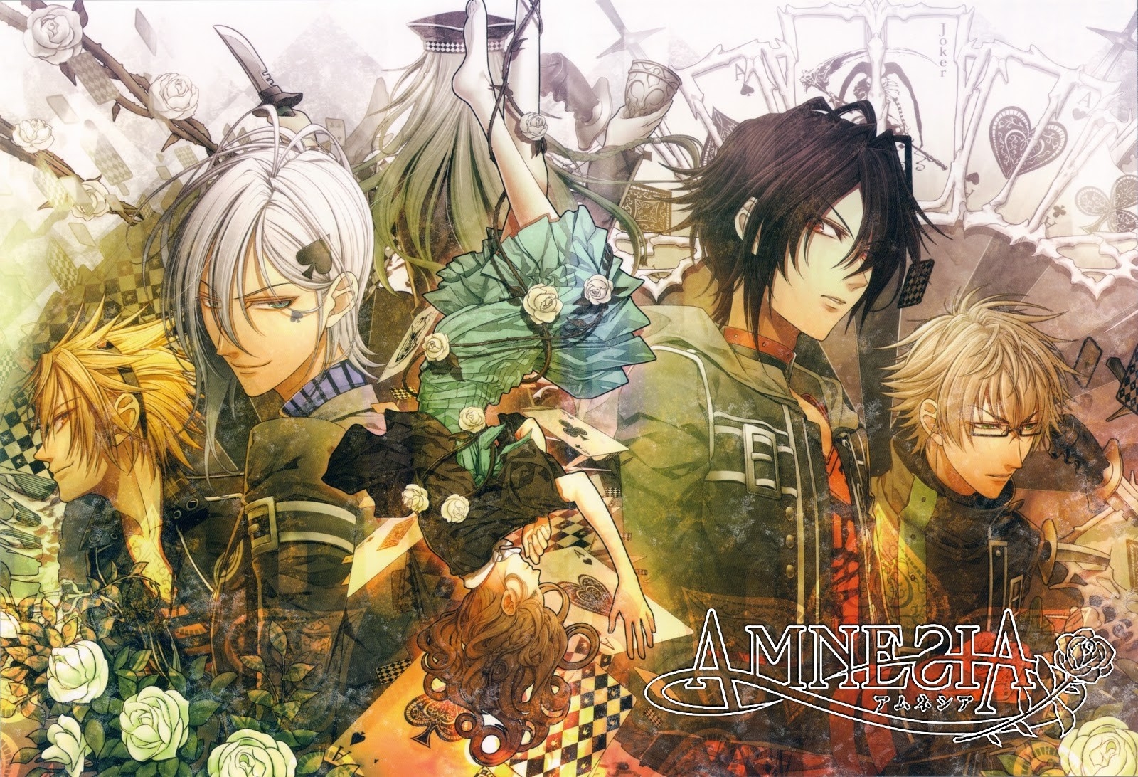 Amnesia / 2013 / Online Anime Dizi �zle